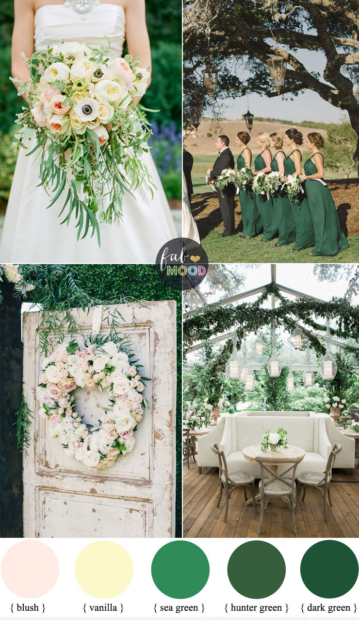 Wedding Style for A Classic Bride | Country Club Wedding | Fab Mood