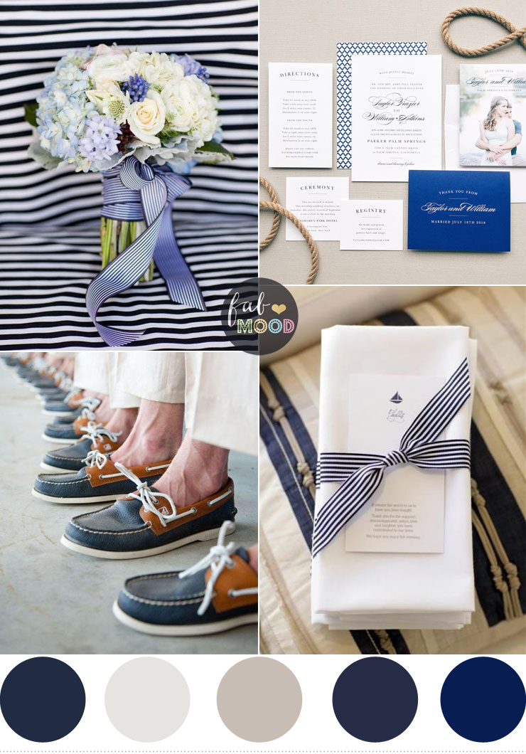 Pretty Wedding Invitations for Summer Weddings | Fab Mood #invitations #wedding