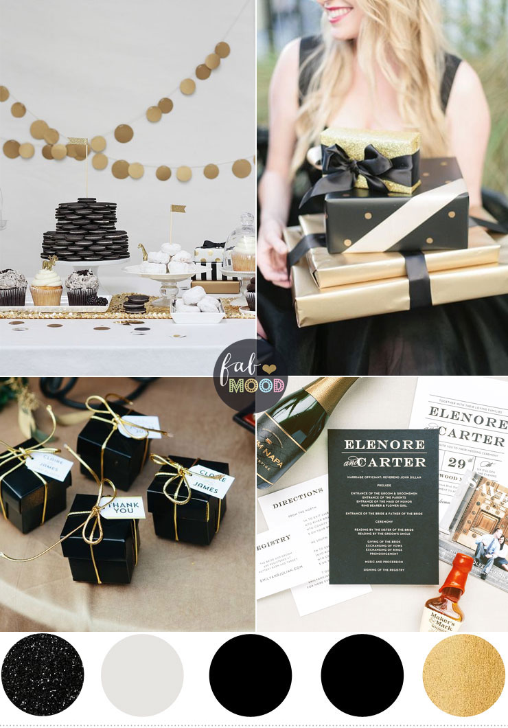 Pretty Wedding Invitations for Winter Weddings | Fab Mood #invitations #wedding