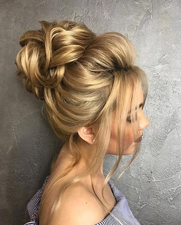 Wedding Hairstyles Chignon: Beautiful Bridal Hairstyles
