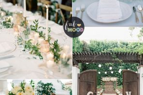 Gold and Green Wedding Colours Perfect For A Elegant,Fresh, Natural Wedding Palette | fabmood.com #wedding #weddingcolor #springwedding #naturalwedding #elegantwedding