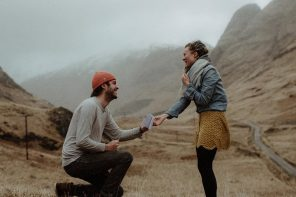 Surprise proposal ideas | Romantic proposal ideas | fabmood.com #engagement #engagementsession #proposal #surprise #engagementshoot