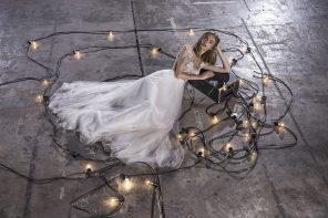 "Nurit Hen bridal 2018 Collection ""Stardust Couture"" | fabmood.com #weddingdresses #bridalgown #bridaldresses #weddingdress #weddinggown"