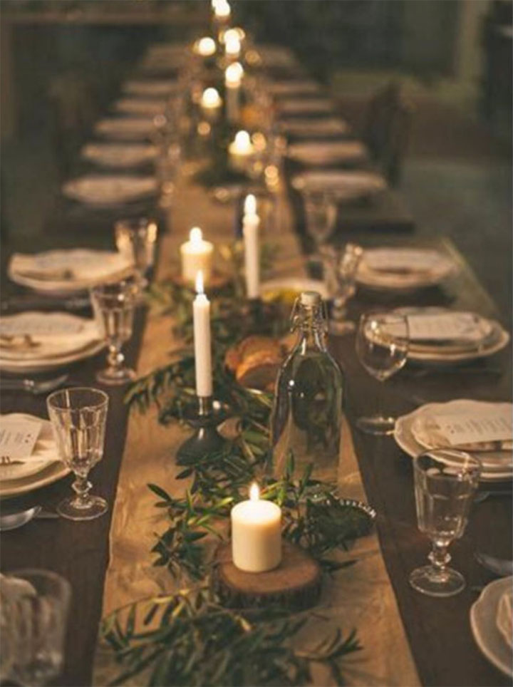 Affordable wedding centerpiece | fabmood.com #weddinginspiration #weddingideas #wedding #centerpieces #cheapcenterpieces