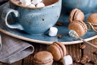 Blue Grey + Mocha + Brown warm tones Colours that inspire creativity { Beautiful Colour Palettes } fabmood.com