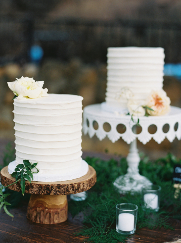 Wedding Cakes - Rustic bohemian wedding | fabmood.com #bohemianwedding #rusticbohowedding #rusticwedding #bohemianrustic #bohemianwedding