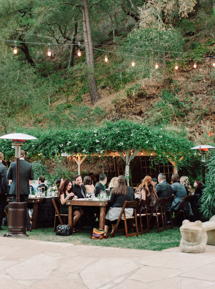 Wedding Reception - Rustic bohemian wedding | fabmood.com #bohemianwedding #rusticbohowedding #rusticwedding #bohemianrustic #bohemianwedding