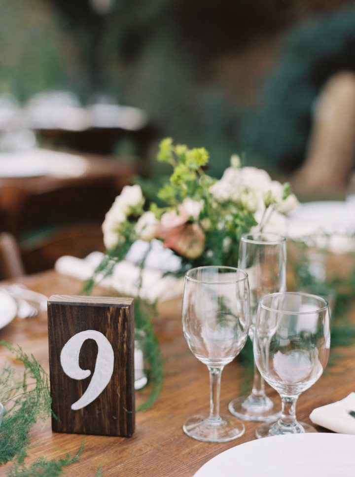 Wedding Table Number - Rustic bohemian wedding | fabmood.com #bohemianwedding #rusticbohowedding #rusticwedding #bohemianrustic #bohemianwedding
