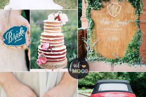Bold Colours Palette For Early Autumn Wedding | fabmood.com #weddingcolors #weddingpalette #colorschemes #colorinspiration