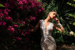 "Katherine Joyce 2017 Bridal Collection ""Ma Cherie"" fabmood.com #fabmood #weddingdress #weddingdresses #bridalgown #bridaldresses #weddinggowns sexy wedding dresses"