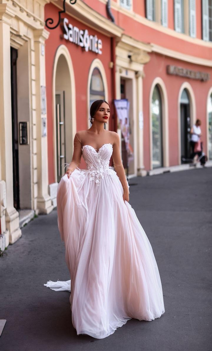 Katherine Joyce 2017 Bridal Collection \