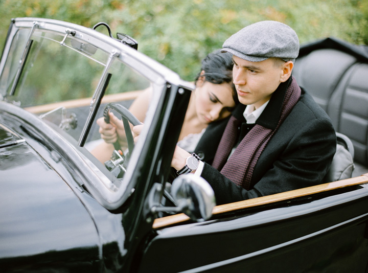 Beautiful pre wedding ,Pre wedding inspired by the roaring twenties,1920s pre-wedding, vintage pre wedding ideas