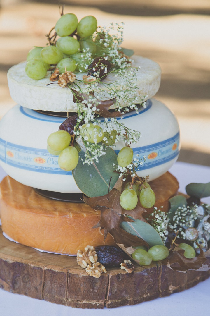 cheese tower wedding cake #weddingcake