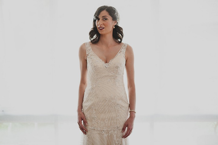 Rustic And Relaxed Wedding Champagne Wedding Gown By Sottero And - Relaxed Wedding Dresses