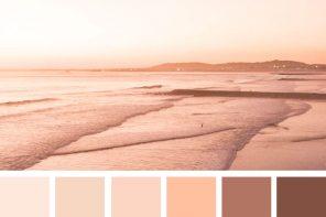 Blush and peach - Blush tones : Pretty blush color scheme ,blush color combinations #blush #color #colorpalette