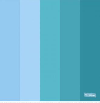 Light Blue , sky blue and green ocean color palette #color #palette #colorscheme