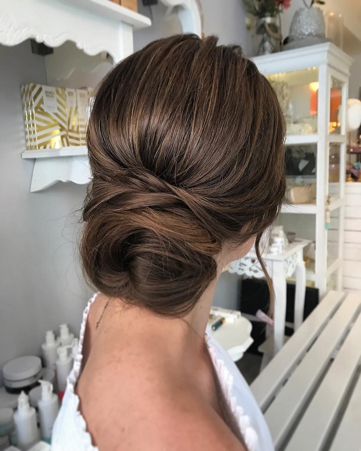Textured Updo Hairstyles They Ll Work For Any Occasion