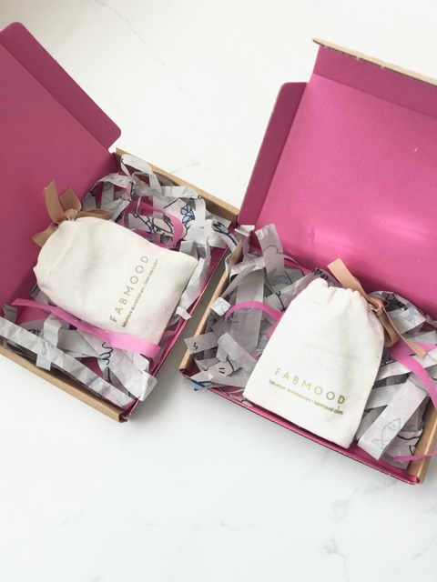 fabmood accessories, earring packaging, accessories