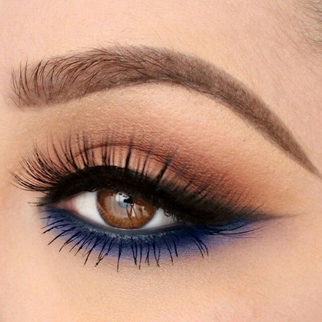 Soft glam eye makeup - sexy eye makeup ideas #eyemakeup #makeup #beauty
