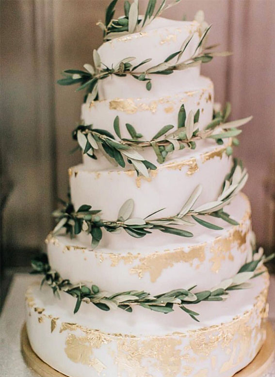 47 Beautiful sage green wedding ideas for any wedding theme , green wedding #weddingideas #weddingcake
