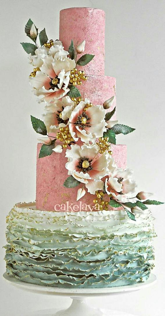 wedding cake, spring wedding cake ,wedding cake ideas, wedding cake pictures, wedding cake photos, wedding cakes 2020, best wedding cakes 2020, wedding cake trends 2020