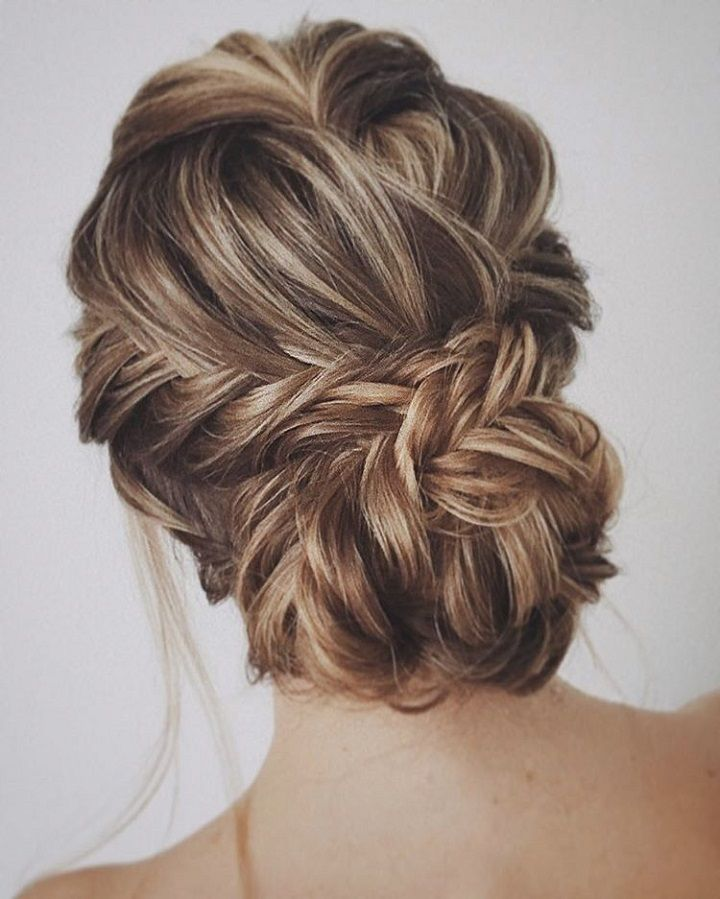 Wedding Hairstyle Upstyle: Beautiful Wedding Hairstyles Long Hair To Inspire You