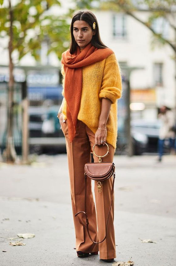 Color combinations for Autumn Wardrobe #autumn #fall autumn wardrobe , fall outfits ,autumn outfits