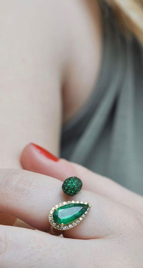 35 Engagement Rings That Are Incredibly Trendy