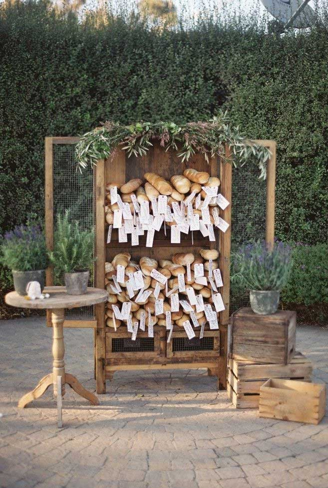 57 Best Escort Cards and Seating Displays - wedding escort card displays, wedding seating chart #wedding #escortcards #seatingchart