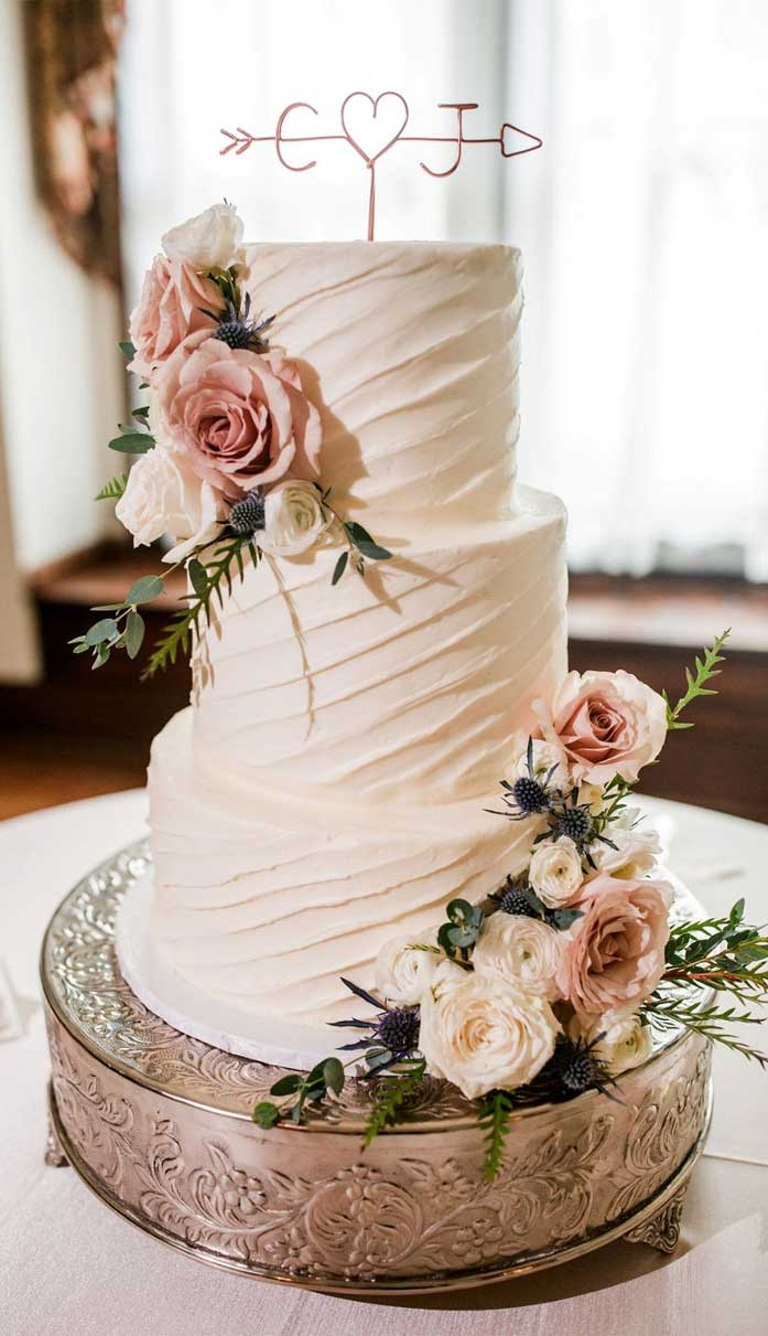 The Most Beautiful Wedding Cakes That Will Have Wedding Guests