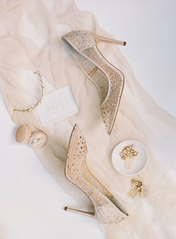 22 Gorgeous shoes for bride