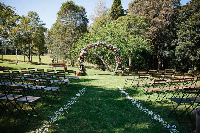 wedding aisle decorations, wedding arch, diy wedding arches, wedding arch flowers, wedding arch ideas, circular wedding arch, colorful wedding arch, wedding archway with silk flowers