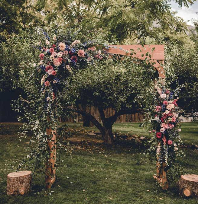 24 Gorgeous Wedding Arches The Beautiful Way to Add Wow Factor