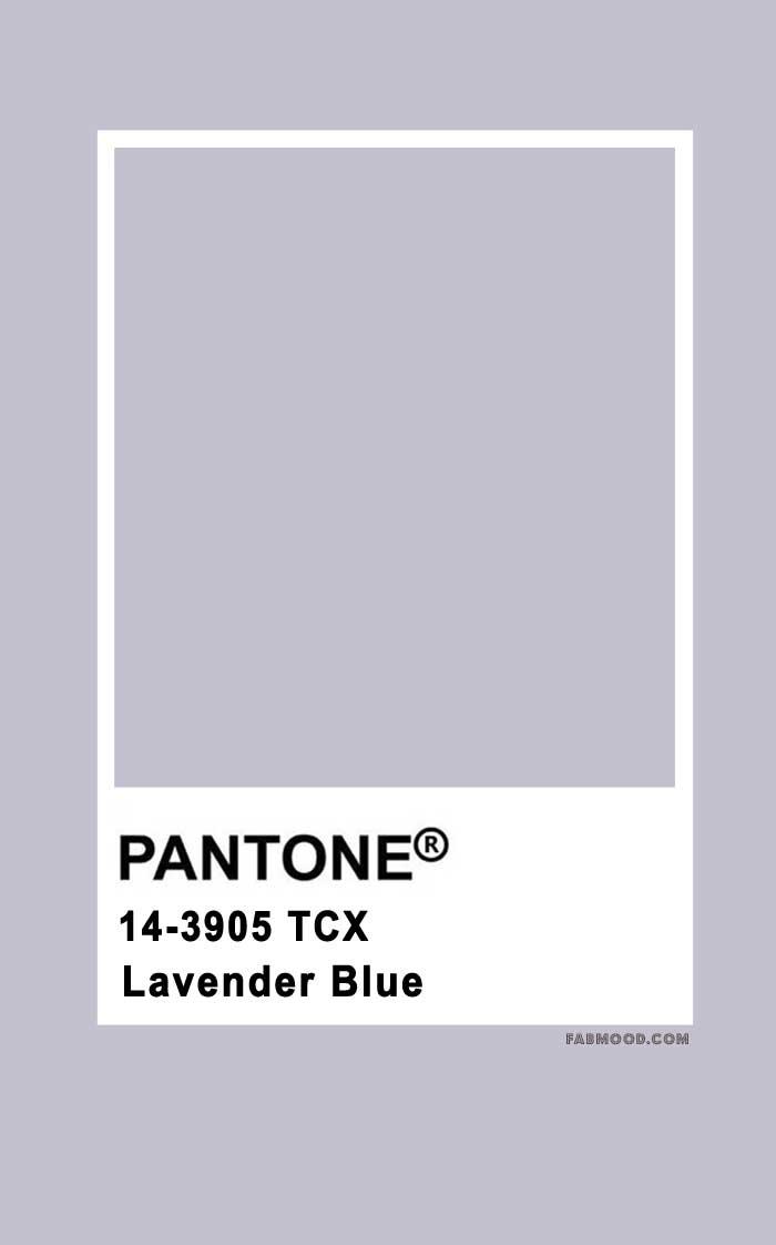 Pantone Lavender Blue 14-3905