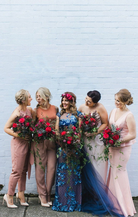 best bridesmaid jumpsuits, chiffon bridesmaid jumpsuits, bride bridesmaids jumpsuits, bridesmaid jumpsuits , wedding jumpsuits 2020, wedding party jumpsuits, designer jumpsuits for weddings, best jumpsuit for bridesmaids #jumpsuits #bridesmaidjumpsuits jumpsuit outfit wedding, teal bridesmaid jumpsuits