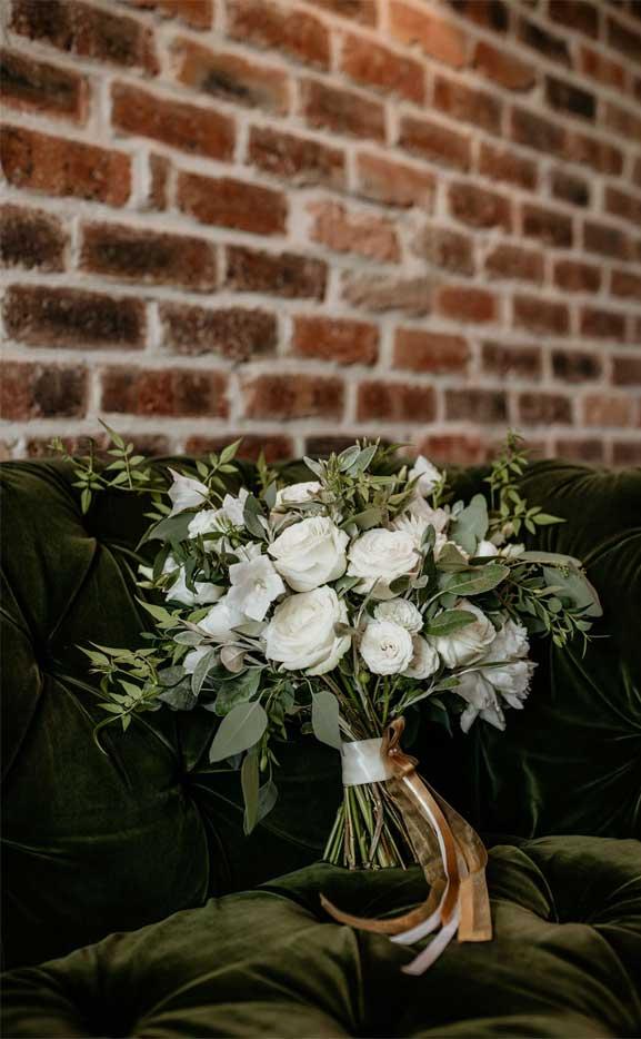 sage green wedding bouquet, sage bouquet, green bouquet