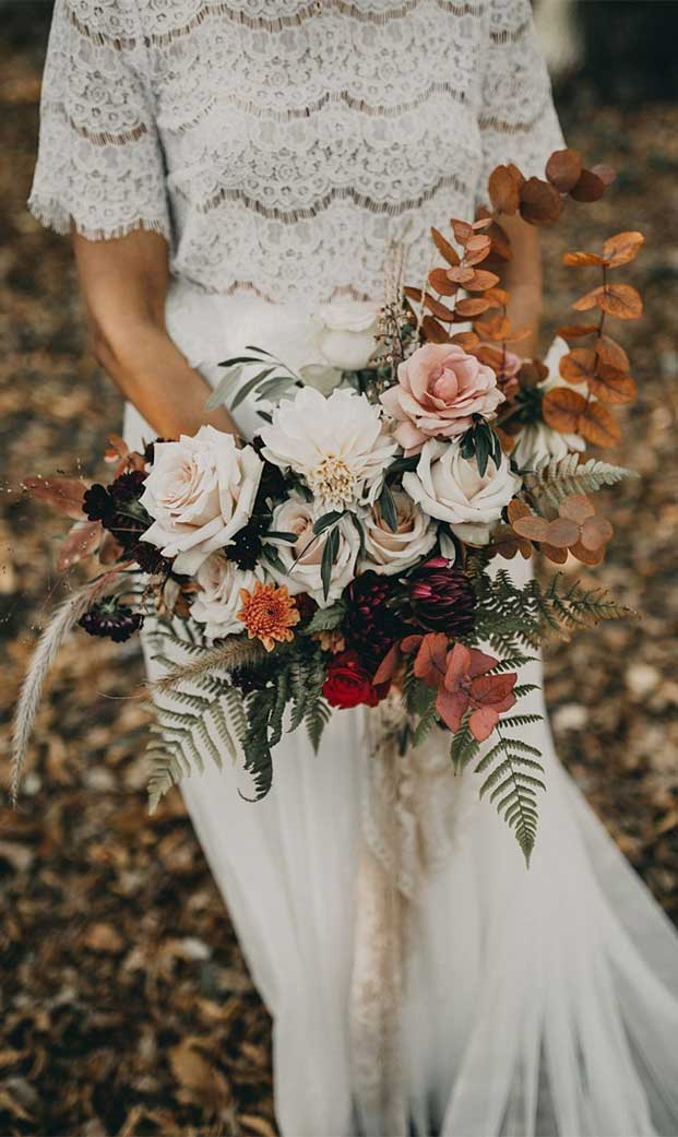These 14 Bridal Bouquets Are Incredibly Beautiful Wedding Bouquet Ideas