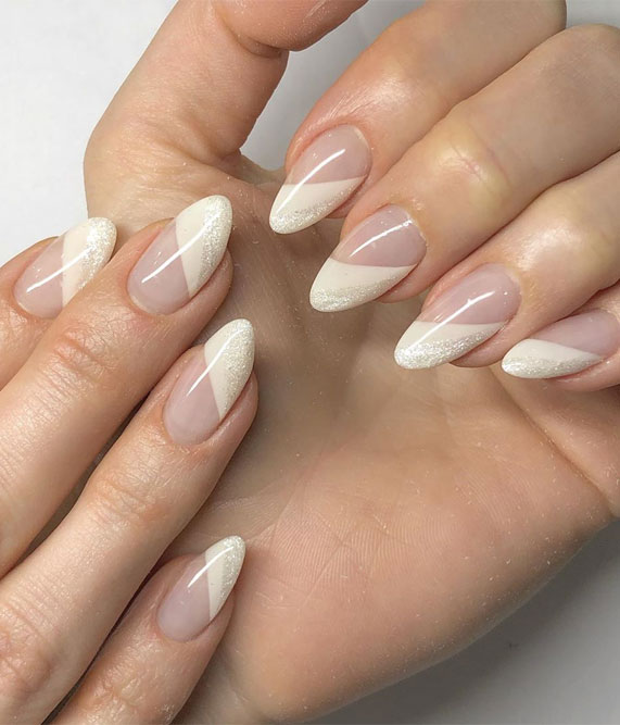 french tip nails, french tip nail ideas, french tip nails, nail , nail designs, french nails , nails 2020