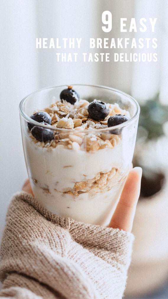 yogurt with seeds and fruit, healthy breakfast, healthy breakfast menu, healthy breakfast simple, easy healthy breakfast recipes, healthy breakfast on the go, healthy breakfast ideas with eggs, healthy breakfast for kids, healthy breakfast ideas for weight loss #healthbreakfast #breakfastideas