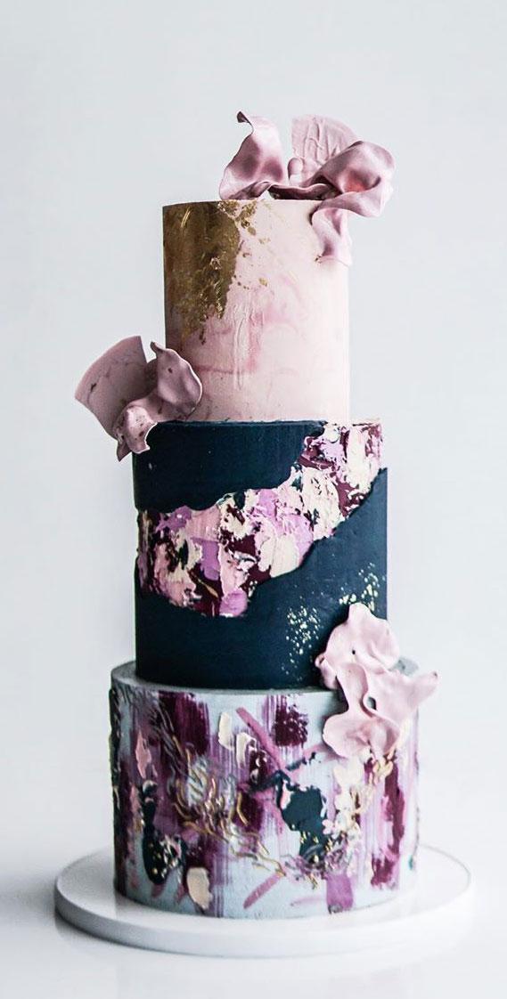 wedding cake, wedding cake ideas, wedding cake photo #weddingcake wedding cake designs