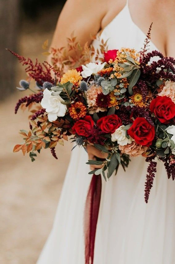 fall wedding bouquet, autumn wedding bouquet #fallweddingbouquet #bouquet #fallbouquet