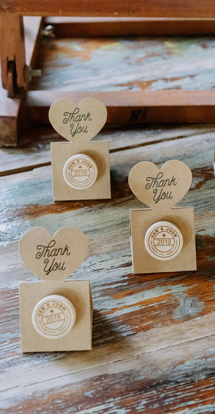 thank you wedding favors, wedding favor, vineyard wedding #weddingfavors