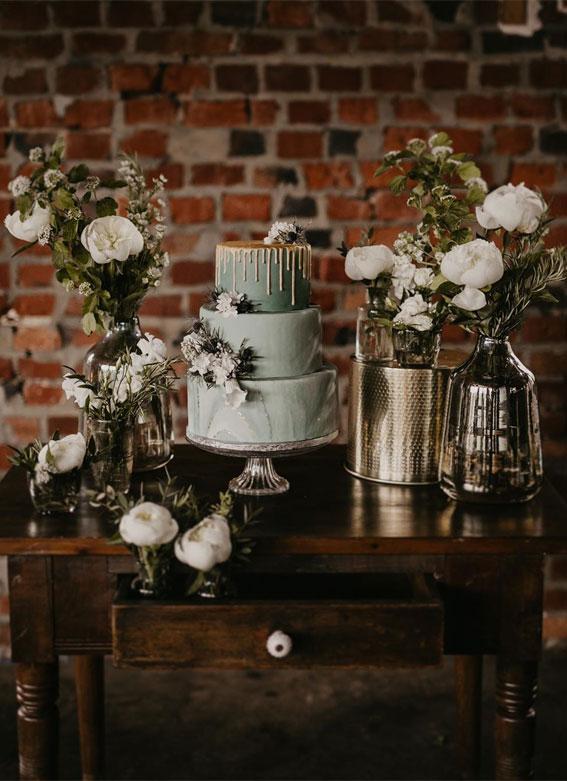 urban wedding cake table display, urban wedding table ideas, urban wedding table decor, urban wedding decoration, wedding table decoration ideas, urban wedding reception