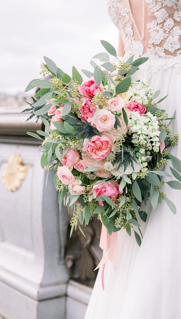 romantic wedding bouquet, wedding bouquet, spring wedding bouquet, bridal bouquet #weddingbouquet