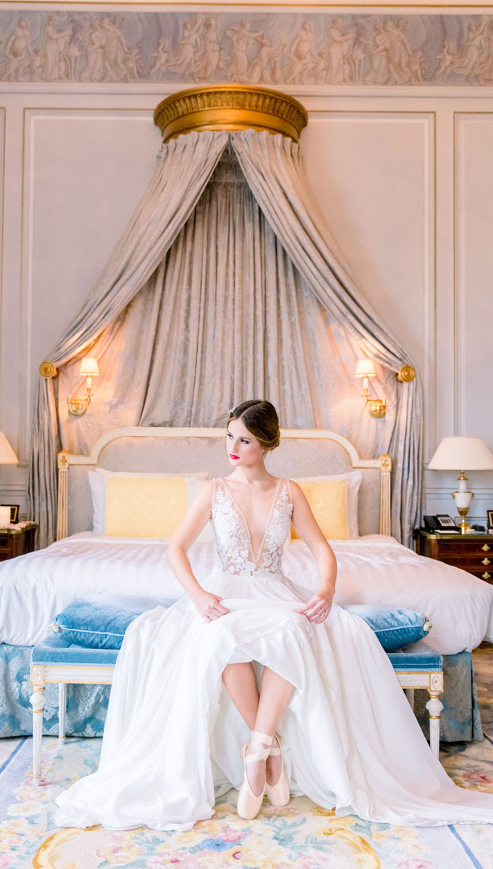 bride, sleeveless wedding dress #weddingdress ballerina bride , ballerina wedding