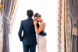 bride and groom wedding photo, wedding photos ,elegant wedding #pariswedding #elegantwedding