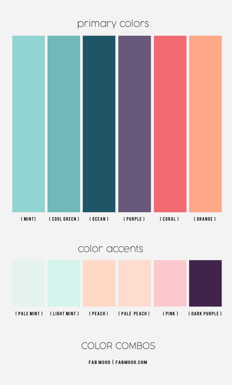 mint purple color combos, mint green color combos , mint color combination, mint color combos, color schemes, green color combos, mint color schemes