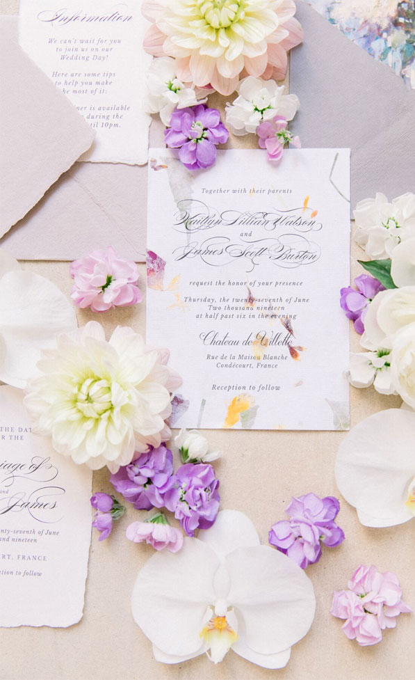 elegant wedding invites, wedding invitation, french wedding invites, french chateau wedding, wedding #wedding #chateauwedding , french wedding, calligraphy