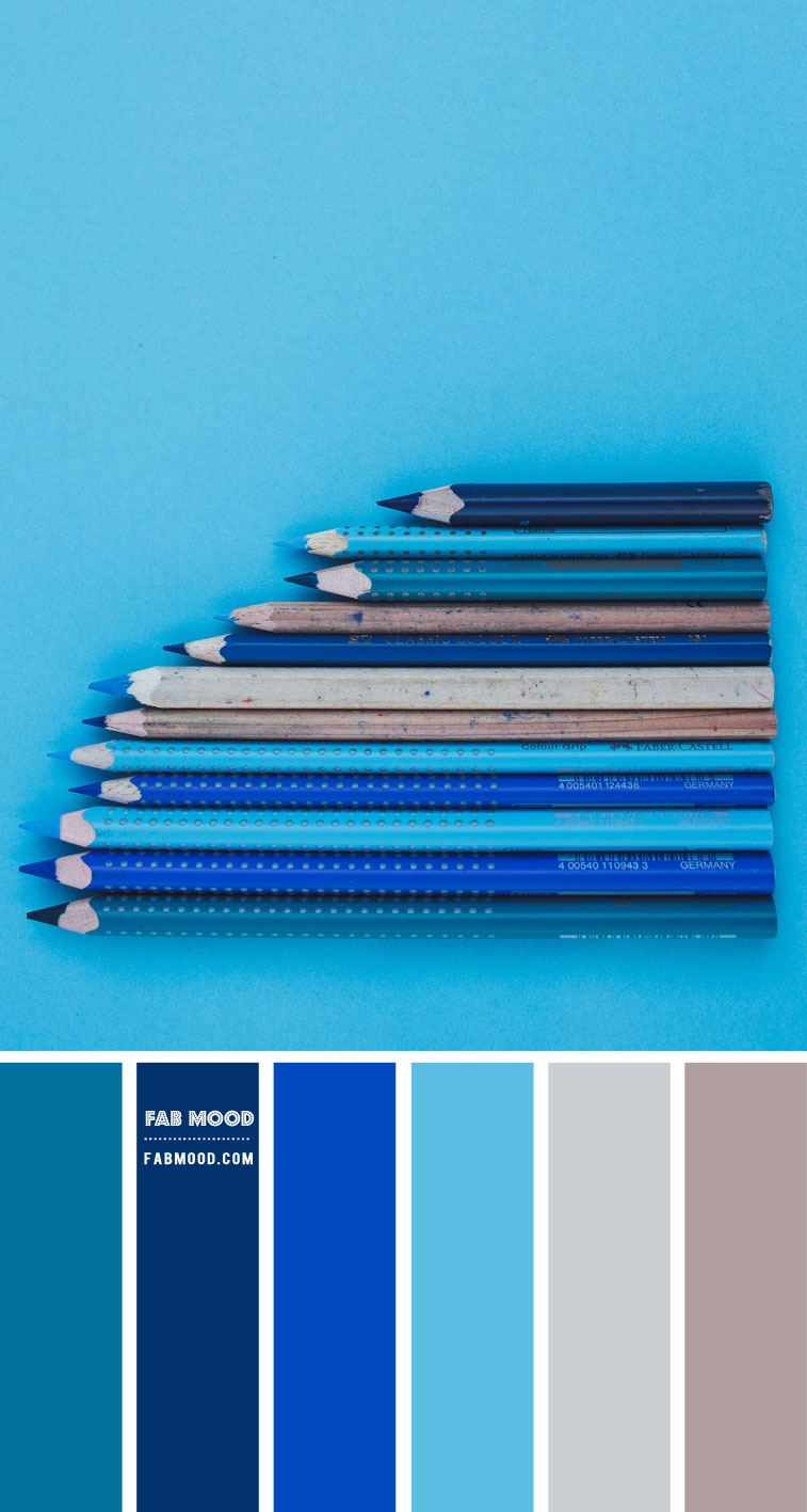 Blue Hue – Color Palette #58