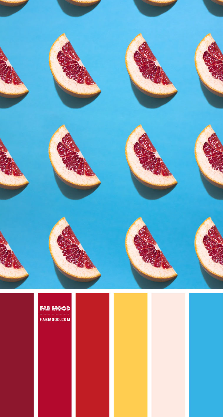Grapefruit Color Palette – Color Palette #62